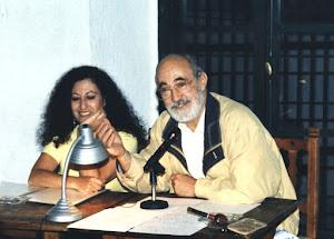Recital poético en el Palomar del Pimpi 8-10-1996