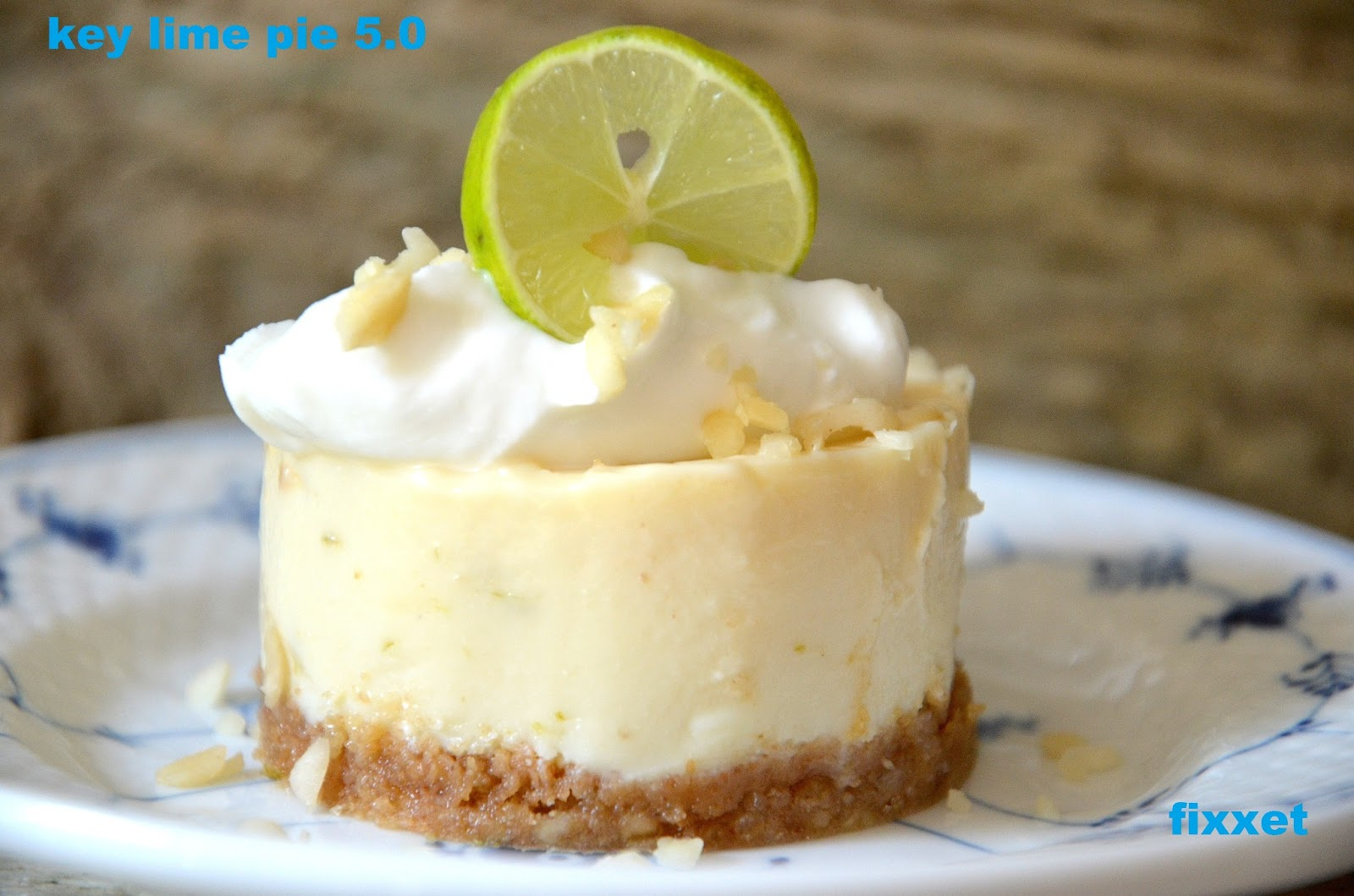 Key Lime Yogurt Cake