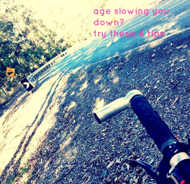 bike - The mature athlete - are you over the hill?