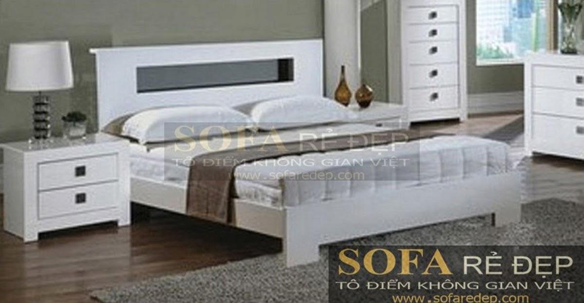 Giường ngủ GN013