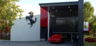 How to get to Ferrari Museum in Maranello, Italy from Florence, Bologna, or Milan