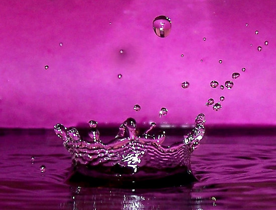 Pink crown backgrounds the image kid for Pink princess wallpaper