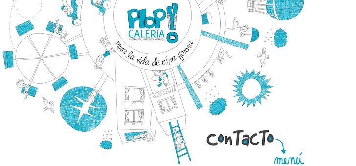 Contacto PLOP! Galería