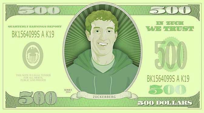 Kekayaan Mark Zuckerberg Lampaui Pendiri Google