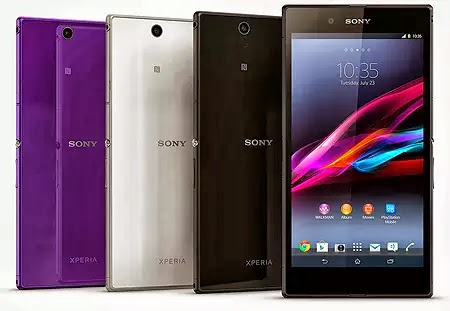 Sony Xperia T2 and T2 Ultra