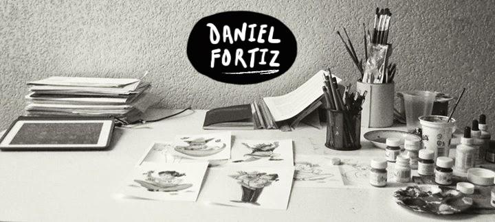 Daniel Fortiz Ilustrador