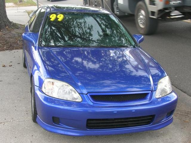 1996 1998 / 1999 2000 Civic Body Differences And Front And Rear Conversion