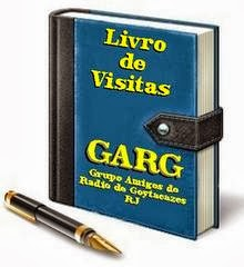 Livro de Visitas do G.A.R.G