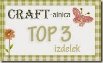 TOP 3- MAJ 2015