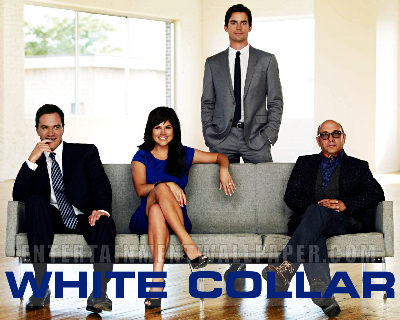 El mundo enamorado: White Collar