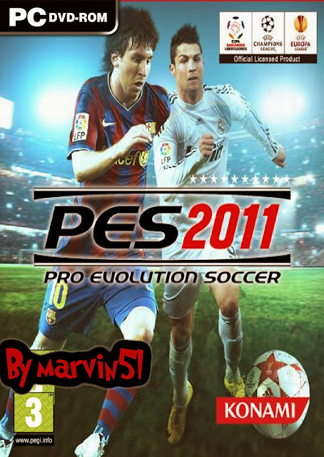 pro evolution soccer 2009  crack for idm