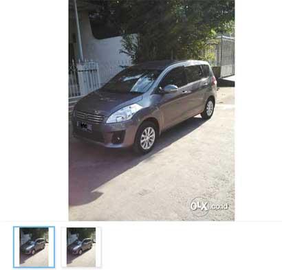 Mobil Bekas Jakarta Utara : Suzuki Ertiga GI Matic 2013
