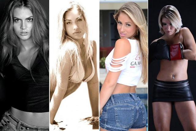 novas panicats 2012 peladas Renata Molinaro, Carol Belli, Carol Narizinho e Thaís Bianca são as novas Panicats