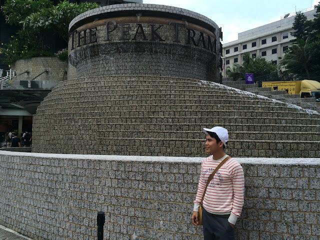 wisata, Hongkong,the peak tram,victoria peak