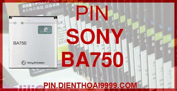 """Pin chính hãng giá rẻ cho SE Sony Ericsson, Pin Gali ba750 dung lượng cao cho điện thoại Sony, Pin hãng, pin xịn, pin zin cho ĐTDĐ SE Xperia Arc, Pin hãng, pin xịn, pin zin cho ĐTDĐ SE LT15i, Pin hãng, pin xịn, pin zin cho ĐTDĐ SE X12, Pin hãng, pin xịn, pin zin cho ĐTDĐ SE Xperia Arc S Pin SE Xperia Arc, LT15i, X12, Xperia Arc S Pin Sony Ericsson BA750 - Pin Galilio dung lượng cao 1680mAh - Giá 210k - Pin Sony Xperia Arc, LT15i, X12, Xperia Arc S - Kích thước:  - Bảo hành: 6 tháng  GIAO HÀNG VÀ BẢO HÀNH TẬN NHÀ  Quý khách có nhu cầu mua pin,  hãy liên hệ với chúng tôi:  - Khu vực Ba Đình: 0904.691.851 - Khu vực Hà Đông: 01273.473.357 - Khu vực Từ Liêm: 0976.997.907  Website: http://pin.dienthoai9999.com Mua số lượng lớn: 0942299241  - Hướng dẫn sử dụng, bảo quản pin: http://pin.dienthoai9999.com/huong-dan-su-dung-pin - Quy định bảo hành: http://pin.dienthoai9999.com/quy-dinh-bao-hanh-pin - Khách hàng góp ý: http://pin.dienthoai9999.com/khach-hang-gop-y  Xem thêm pin cùng loại:  - Pin Sony Ericsson BST-33 - Pin Sony Ericsson BST-36 - Pin Sony Ericsson BST-37 - Pin Sony Ericsson BST-38 - Pin Sony Ericsson BST-39 - Pin Sony Ericsson BST-40 - Pin Sony Ericsson BST-41 - Pin Sony Ericsson BST-43 - Pin Sony Ericsson EP500 - Pin Sony Ericsson BA700    Một số điện thoại dùng được pin dung lượng cao BA750:  Sony Xperia Arc và Xperia Arc S  Xperia Arc rất xứng đáng với tên gọi là siêu mẫu mà Sony Ericsson Việt Nam đã đặt cho nó, trên cảnh hình chụp lẫn ngoài thực tế. SE chọn cho Arc kiểu dáng cao, mảnh và rất qúy phái, hầu hết mọi người chọn Arc vì nó đẹp. Arc được trang bị hệ điều hành Android Gingerbread 2.3.2 với giao diện đặc trưng của dòng Xperia 2011. Phần cứng của Arc có thể nhắc đến màn hình 4""""2 rất rộng độ phân giải 480x854 được hỗ trợ bởi Mobile Bravia Engine cho hình ảnh tuyệt vời và chiếc Camera 8.1Mp với cảm biến công nghệ Exmor R giúp chụp ảnh khá đẹp, đặc biệt là trong điều kiện thiếu sáng. Arc sẽ hoàn hào nếu được trang bị CPU 2 nhân và RAM như những điện thoạ"""
