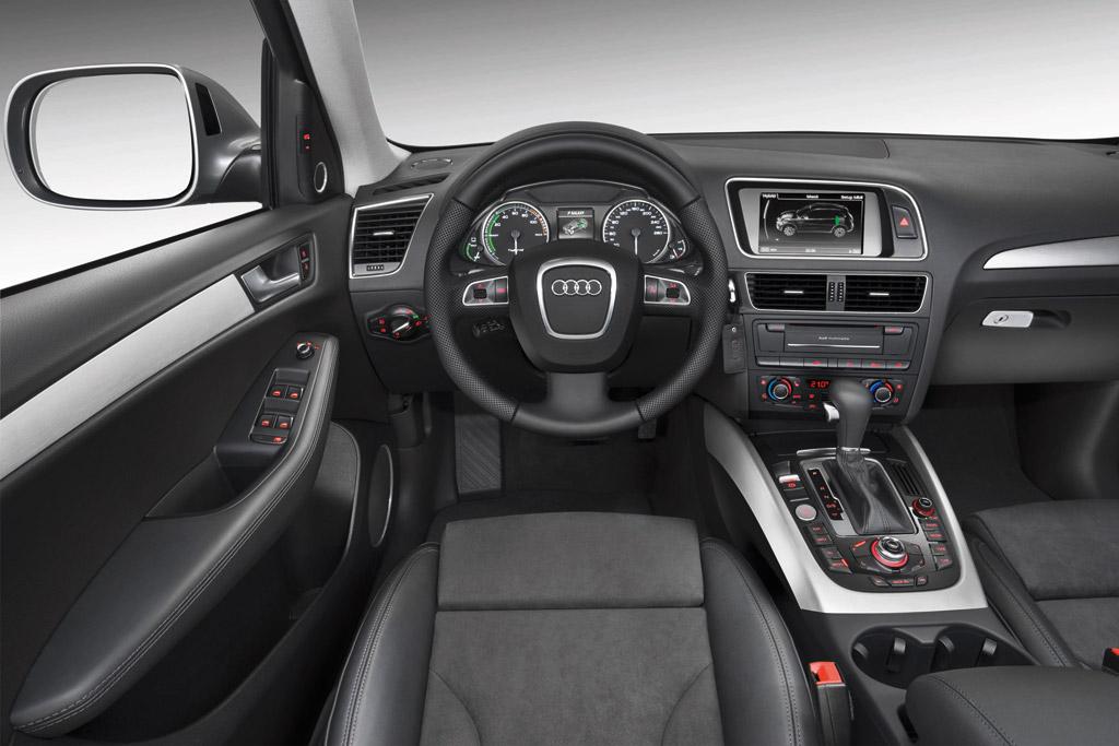 Fast Speedy Cars  2012 Audi Q5