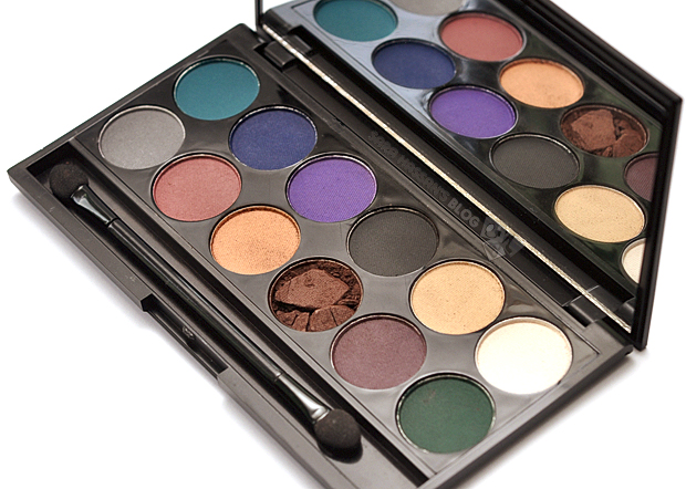 Sleek MakeUP Ultra Mattes V2 Darks Palette
