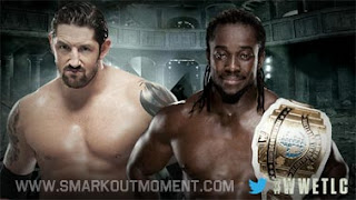 Watch WWE TLC 2012 Intercontinental Championship Kofi Kingston vs Wade Barrett