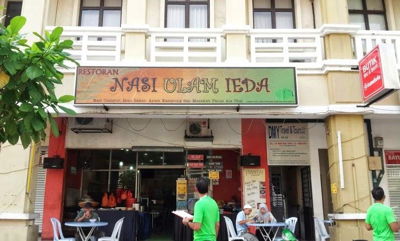 Leave your own track: back to back : jejak pelancongan putrajaya n ...