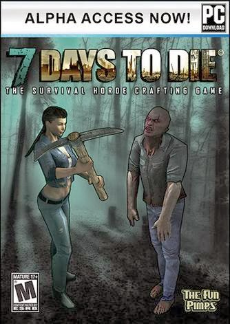 Torrent Super Compactado 7Days To Die Alpha Crakced PC