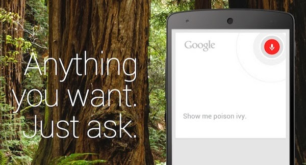 "Ask Anything Just Say ""Ok Google"""