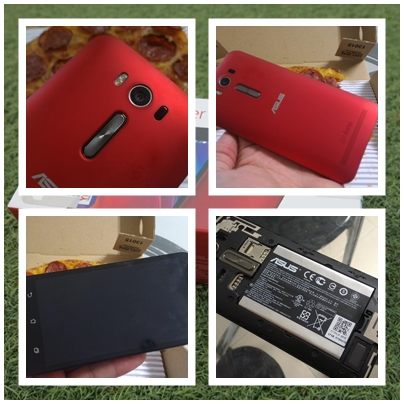 Unboxing/Review/Kupas tuntas ASUS Zenfone 2 Laser 5.0 ZE500KG