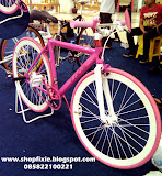 "Desain ShopFixie "" Pink Cherybell """