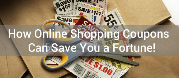 How Online Shopping Coupons Can Save You a Fortune