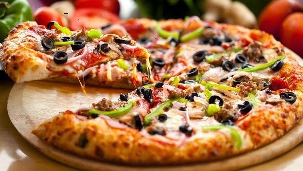 Σπιτική πίτσα - Συνταγή