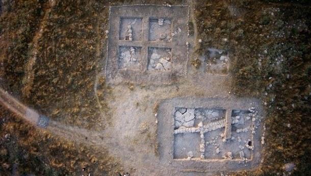 Complexo de antigo culto descoberto em Israel
