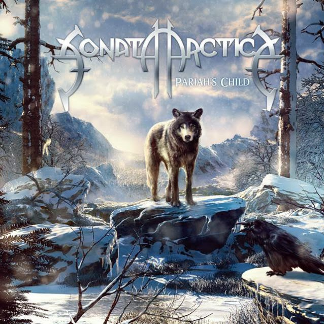 The Wolves Die Young [Sonata arctica] Pariah's Child Sonataarcticapariahscover