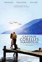 La mandolina del capitán Corelli <br><span class='font12 dBlock'><i>(Captain Corelli&#39;s Mandolin )</i></span>