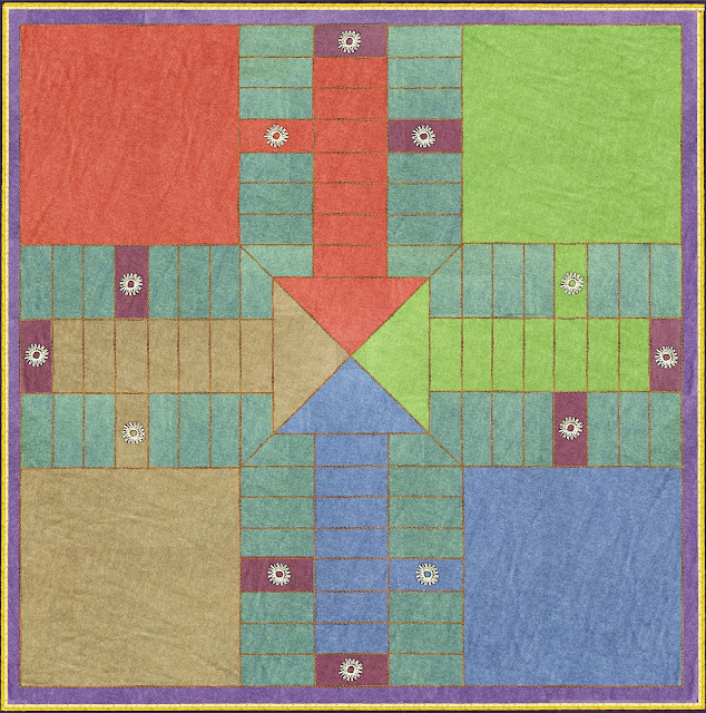 parchis patchwork