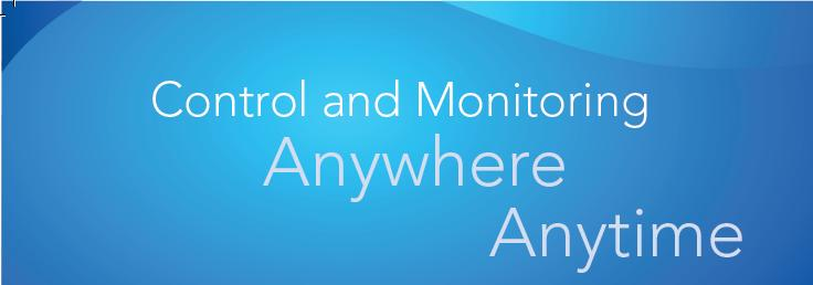 Control Monitoring Jarak Jauh