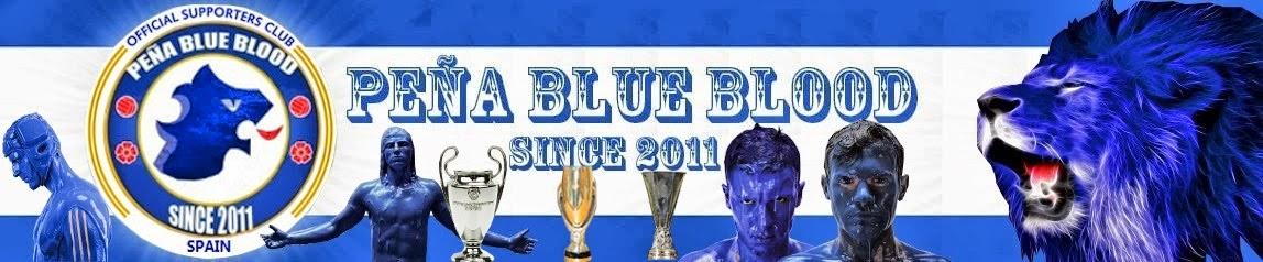 Peña Blue Blood TV