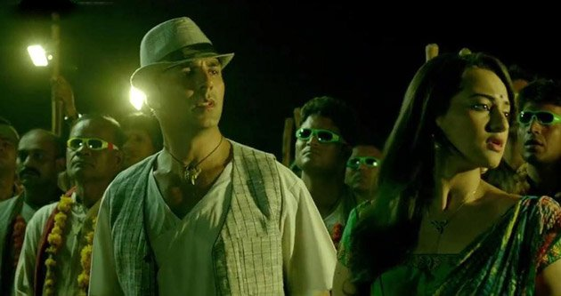 Movie stills: Joker 2012