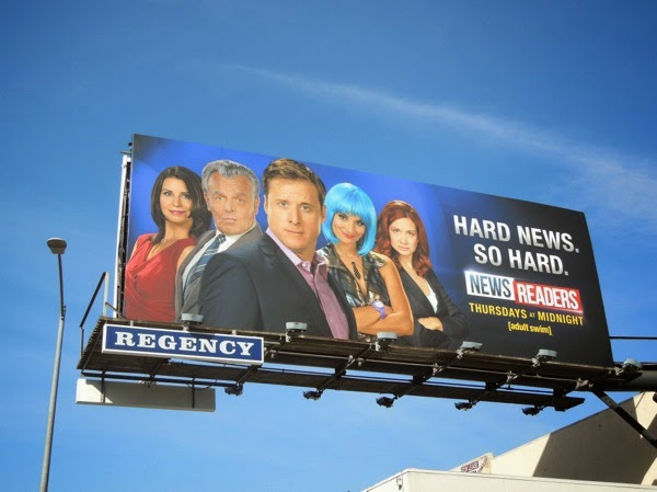Newsreaders season 2 billboard