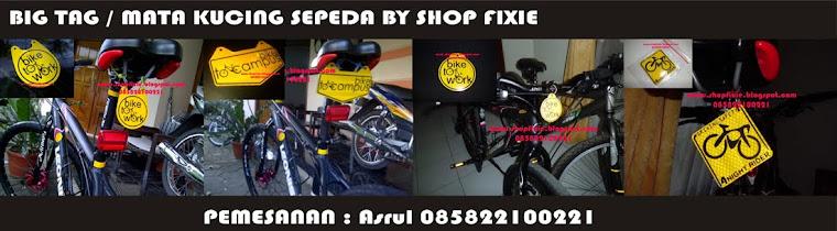 Bike Tag / Mata Kucing Sepeda