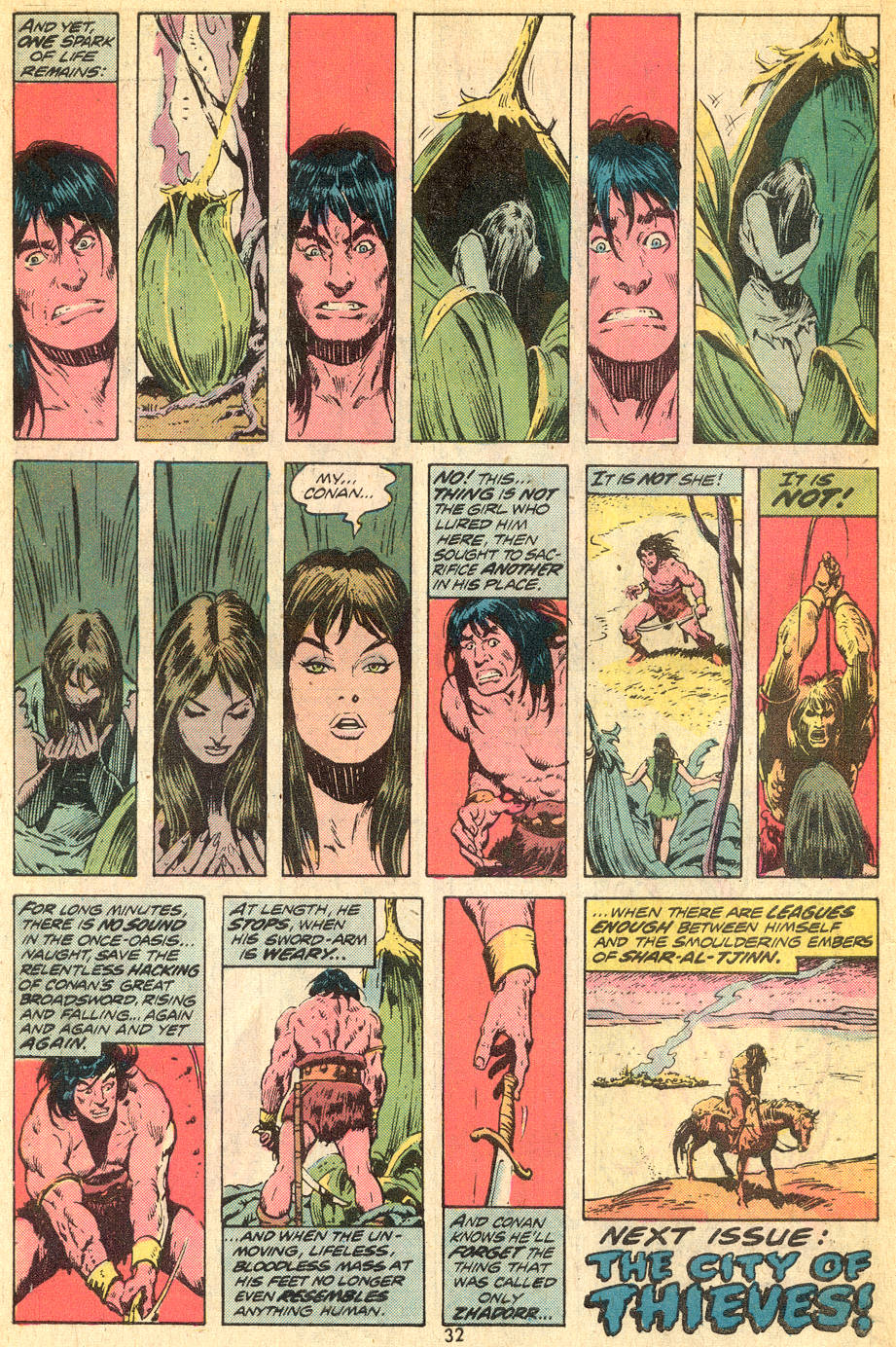 Conan the Barbarian (1970) Issue #41 #53 - English 18