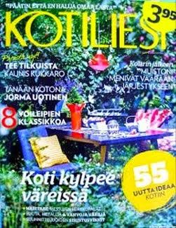 MEIDÄN HASSU PUUTARHA KOTILIEDESSÄ...