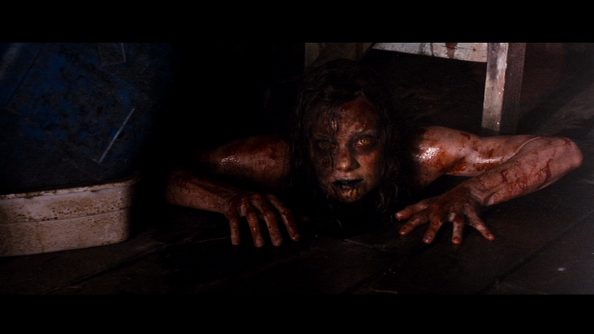 Evil dead 2013 demon