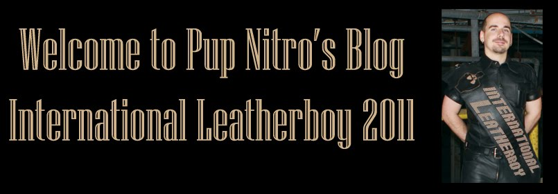 International Leatherboy 2011, Pup Nitro