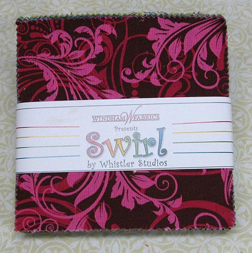 Swirl charm pack giveawy