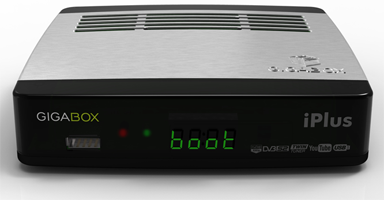 Nova atualização Gigabox Iplus v.1.006 31.01.15