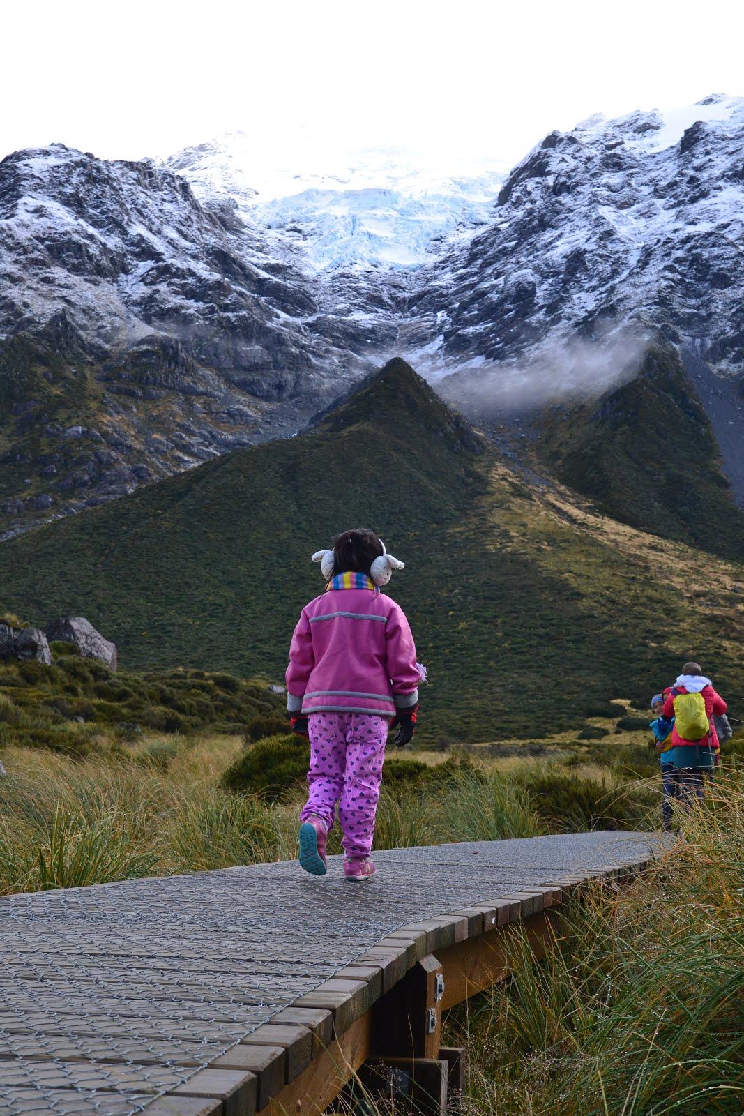 Kembara Pulau Selatan New Zealand