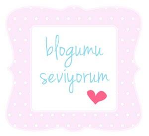 Blogumu Seviyorum :)
