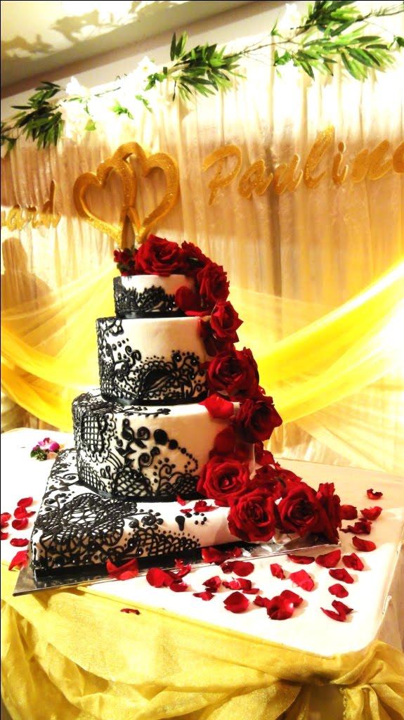 My Sugar Bakes: Edward and Pauline\'s Wedding