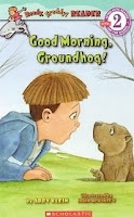 bookcover of GOOD MORNING GROUNDHOG!  by Abby Klein