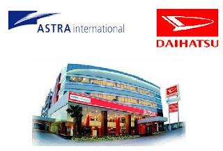 Lowongan Kerja PT Astra International – Daihatsu Sales Operation