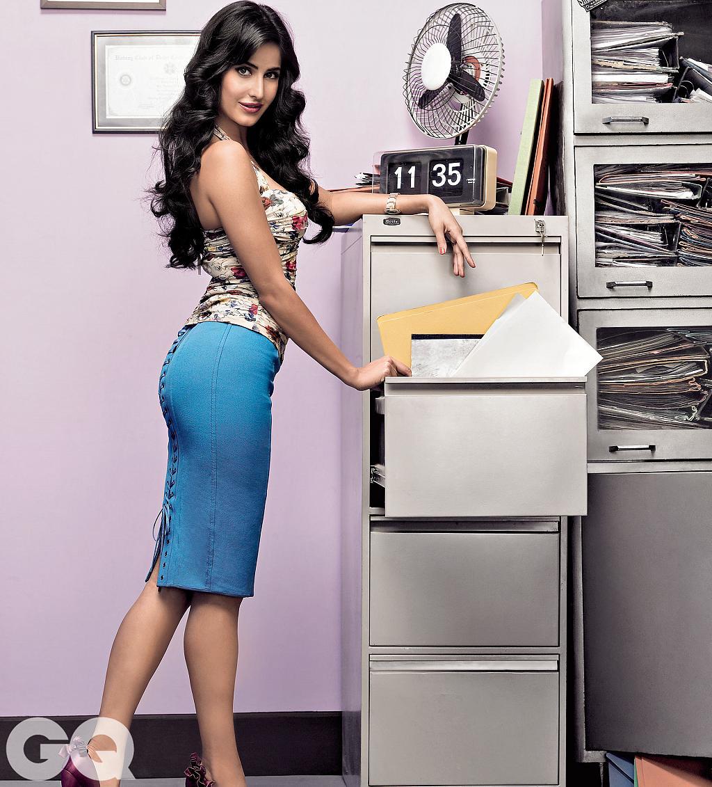 Katrina Kaif GQ Photoshoot Image